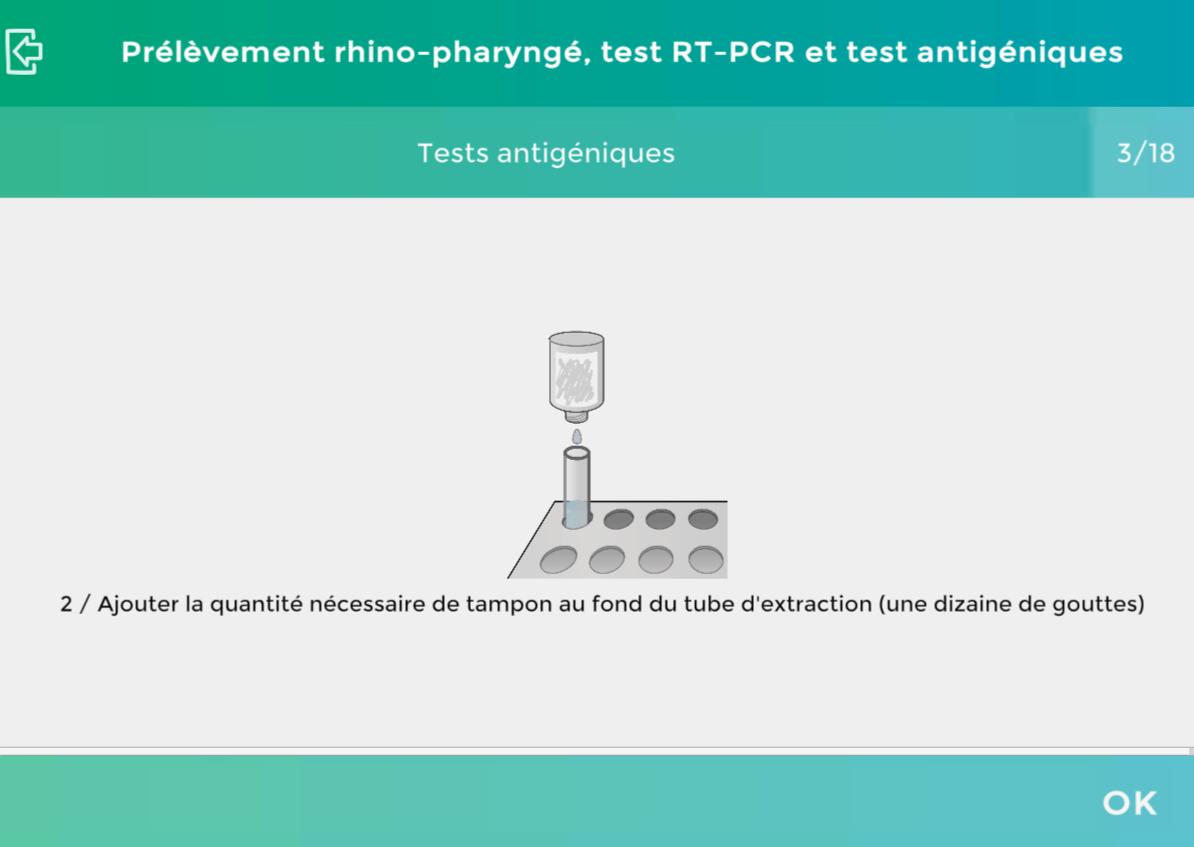test antigénique